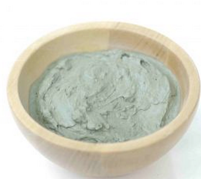 Fine Green Body Clay