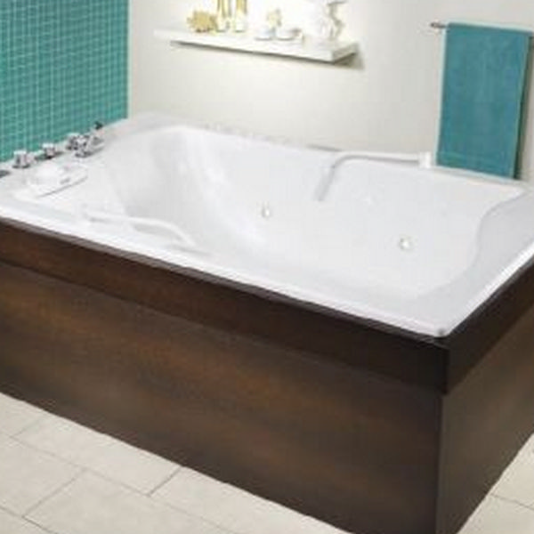 Rendezvous Twin Hydro Tub